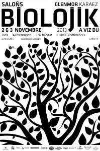 Salon Biolojik à Carhaix les 2 et 3 novembre 2013 dans 01 - Présentation du Salon affiche-199x300